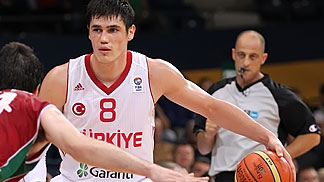 Ilyasova And Turkey Aim For Podium