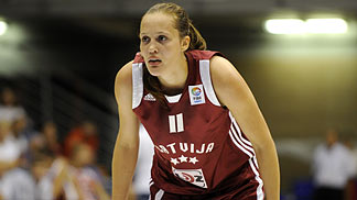 11. Karline Nimane (Latvia)