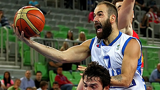 Vassilis Spanoulis (Greece)