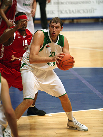 20. Dmitry Sokolov (UNICS)